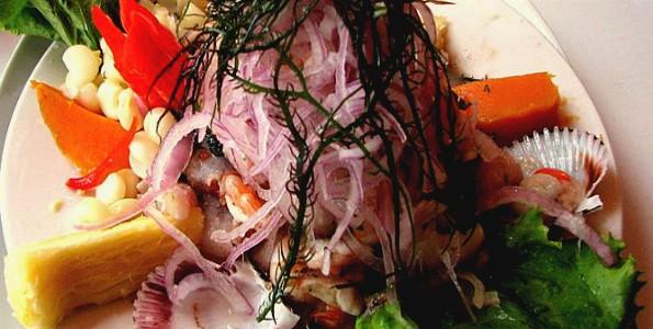 La cocina de Perú triunfa en México