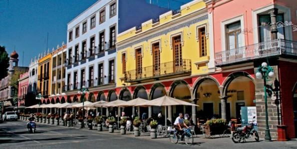 Los Chiles en Nogada animan a los restauranteros de Puebla