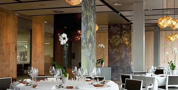Azurmendi, segundo mejor restaurante europeo