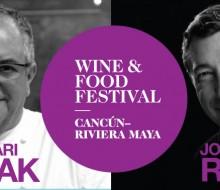 Wine & Food Festival 2015 trae a los mejores chefs del mundo