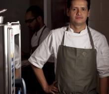 Jorge Vallejo cocinará en Madrid