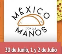 México con las manos
