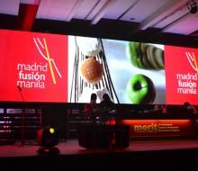 Enrique Olvera y Jorge Vallejo en Madrid Fusión Manila