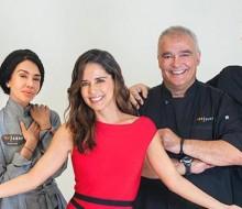 El jurado de Top Chef México