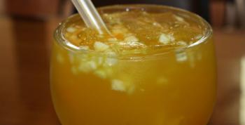 Receta Agua de Ensalada: bebida para Semana Santa