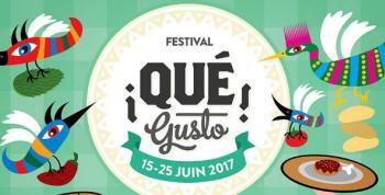 """Festival """"¡Qué Gusto!"""": la gastronomía mexicana en Francia"""