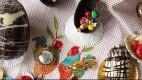 Huevos de chocolate caseros