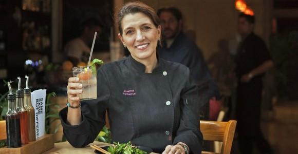 Josefina Santacruz, invitada a Chef´s Tribute