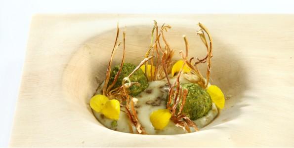 Azurmendi, el mejor restaurante de Europa según OAD