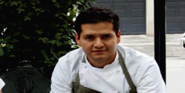 Jorge Vallejo en el I Foro Mundial de Turismo Gastronómico
