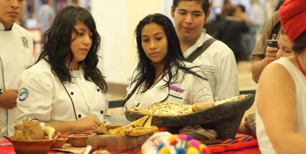 Se prepara el Foro Mundial de la Gastronomía Mexicana