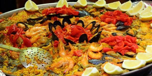 Queretaro celebra el Festival de la Paella 2015