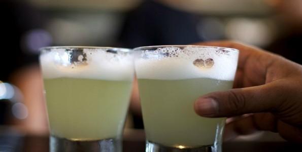 Receta: Cocktail Pisco Sour