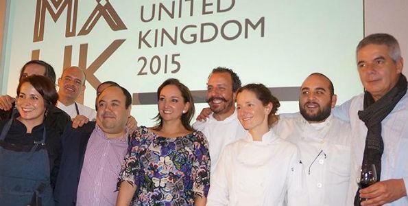 Reino Unido acoge la gastronomía mexicana
