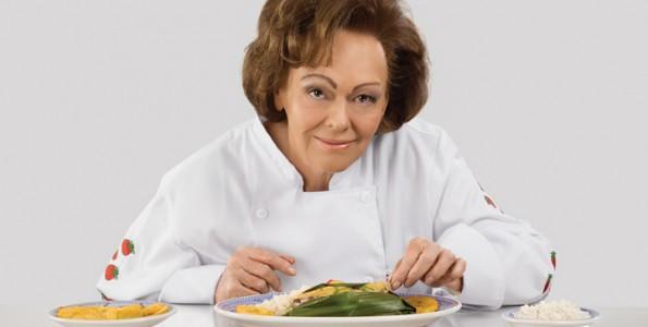 Premio para tres damas de la cocina