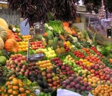 Crece 58% superávit agroalimentario de México con Estados Unidos