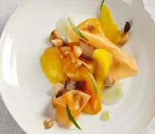 El chef austríaco Heinz Reitbauer cocinó en Estudio Millésime