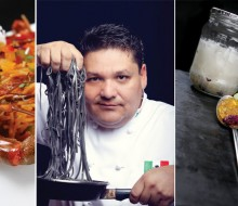 Oportunidad única para probar menú mexicano del chef Bricio Domínguez