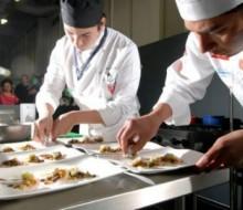 Semifinal del Concurso Cocinero del Año