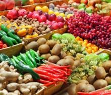 Un 33% de los niños no comen fruta ni verdura