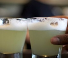 Receta: Cocktail Pisco Sour