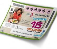 Lotería hace homenaje a la alimentación